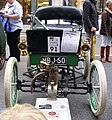 Crestmobile 1901 Model B Runabout Parked at Regent Street Motor Show 2011.jpg