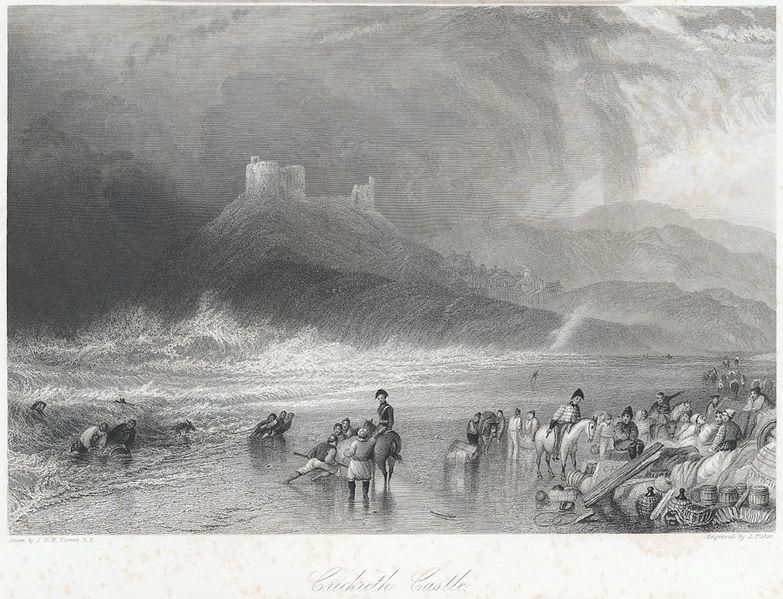File:Crickieth Castle north Wales.jpeg