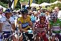 Critérium du Dauphiné 2011 - Départ Pontcharra.JPG