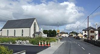 Croagh - Image: Croagh, Co. Limerick geograph.org.uk 581951