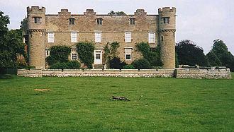 Croft Castle - Image: Croft Castle 1