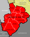 Croydon South Constituency ward map small.PNG