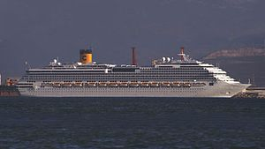 Cruise Ship Costa Concordia - Izmir Bay - January 2009.jpg
