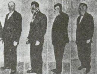 Zwi Migdal - Image: Cuatro Famosos Tenebrosos