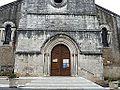 Cubjac église portail (1).JPG