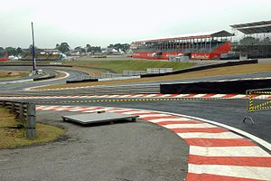 2014 Brazilian Grand Prix - The Autódromo José Carlos Pace (pictured in 2006), where the race was held