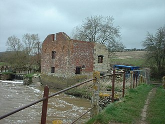 Hinton St Mary - Cutt Mill in 2006