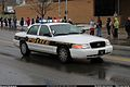 Cuyahoga Falls Ohio Police Ford Crown Victoria (15233915083).jpg