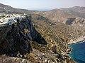 Cyclades Folegandros Hora Panagia Kimissis Montee Panaroma - panoramio.jpg