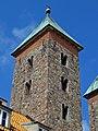 Czerwińsk nad Wisłą, Bazylika, wieża 435.jpg