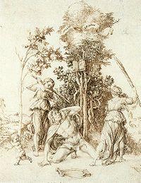 Dürer - Mort d'Orphée (1494).jpg