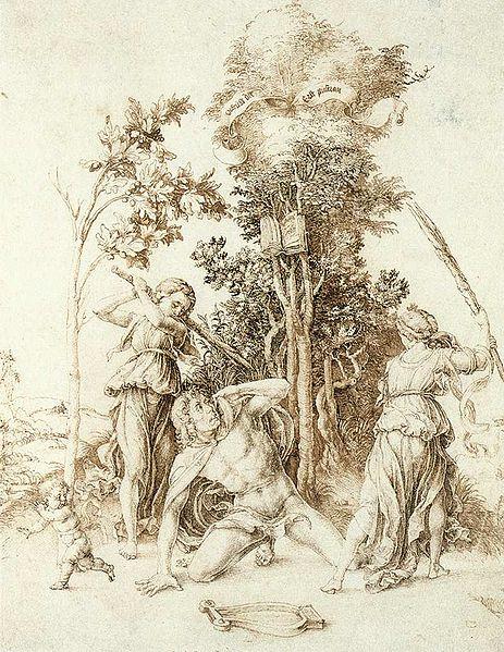 File:Dürer - Mort d'Orphée (1494).jpg