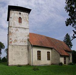 Dąbrówka Kościół 002.JPG