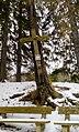 Dřevěný kříž - Vrbno pod Pradědem.jpg