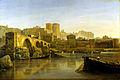 DAGNAN Vue d'Avignon et du Pont saint Bénezet.jpg