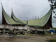 Damage from the 2009 Padang earthquake. Indonesia 2009. Photo- AusAID (10690967855).jpg
