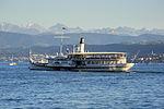 Dampfschiff Stadt Rapperswil - Zürichsee - Bürkliplatz 2012-08-27 19-19-24 (P7000).JPG