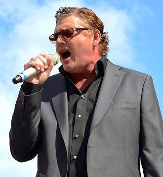 Dan Ekborg - Dan Ekborg in 2012.
