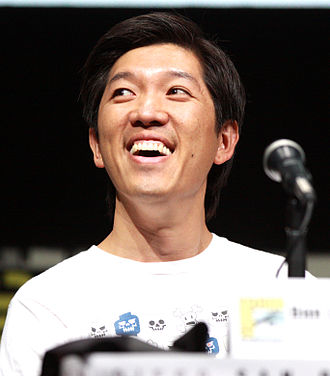 Dan Lin - Lin at the 2013 San Diego Comic-Con International