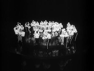 42nd Street (film) - Image: Dance No 1in 42nd St 1933Trailer