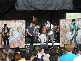 Bands like dance gavin dance