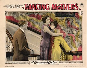 Dancing Mothers - Image: Dancing Mothers lobby card