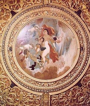 Daniel van den Dyck - Venus and Cupids