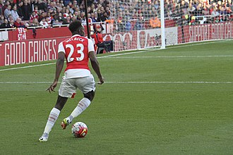 Danny Welbeck - Welbeck during a match against Norwich in 2016.
