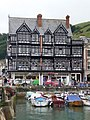 Dartmouth, York House from across the marina - geograph.org.uk - 1468092.jpg