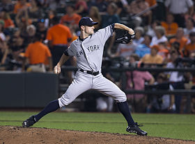 Image illustrative de l'article David Robertson (baseball)