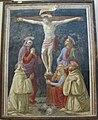 David ghirlandaio (attr.), crocifissione con santi.JPG