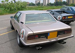 DeTomaso Longchamp rear.jpg