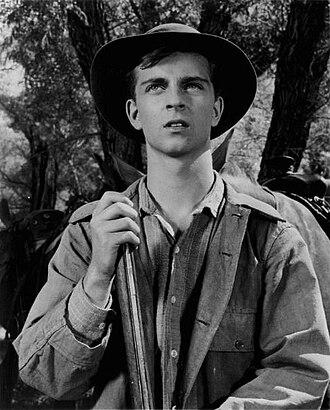 Tommy Rettig - Rettig in Death Valley Days in 1962.