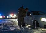 Defender rescues stranded driver during winter storm 130110-F-WU507-014.jpg