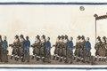 Del av begravningståg, 1844 - Livrustkammaren - 108206.tif