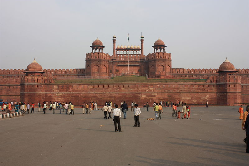File:Delhi, Red Fort (6258220875).jpg
