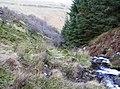 Descent beside the Gargwy Fawr - geograph.org.uk - 645353.jpg