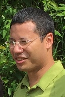 Desmond Lee at Bukit Brown Cemetery, Singapore - 20171118.jpg