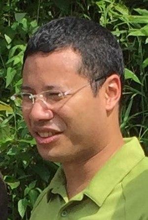 Desmond Lee (Singaporean politician) - Desmond Lee in November 2017