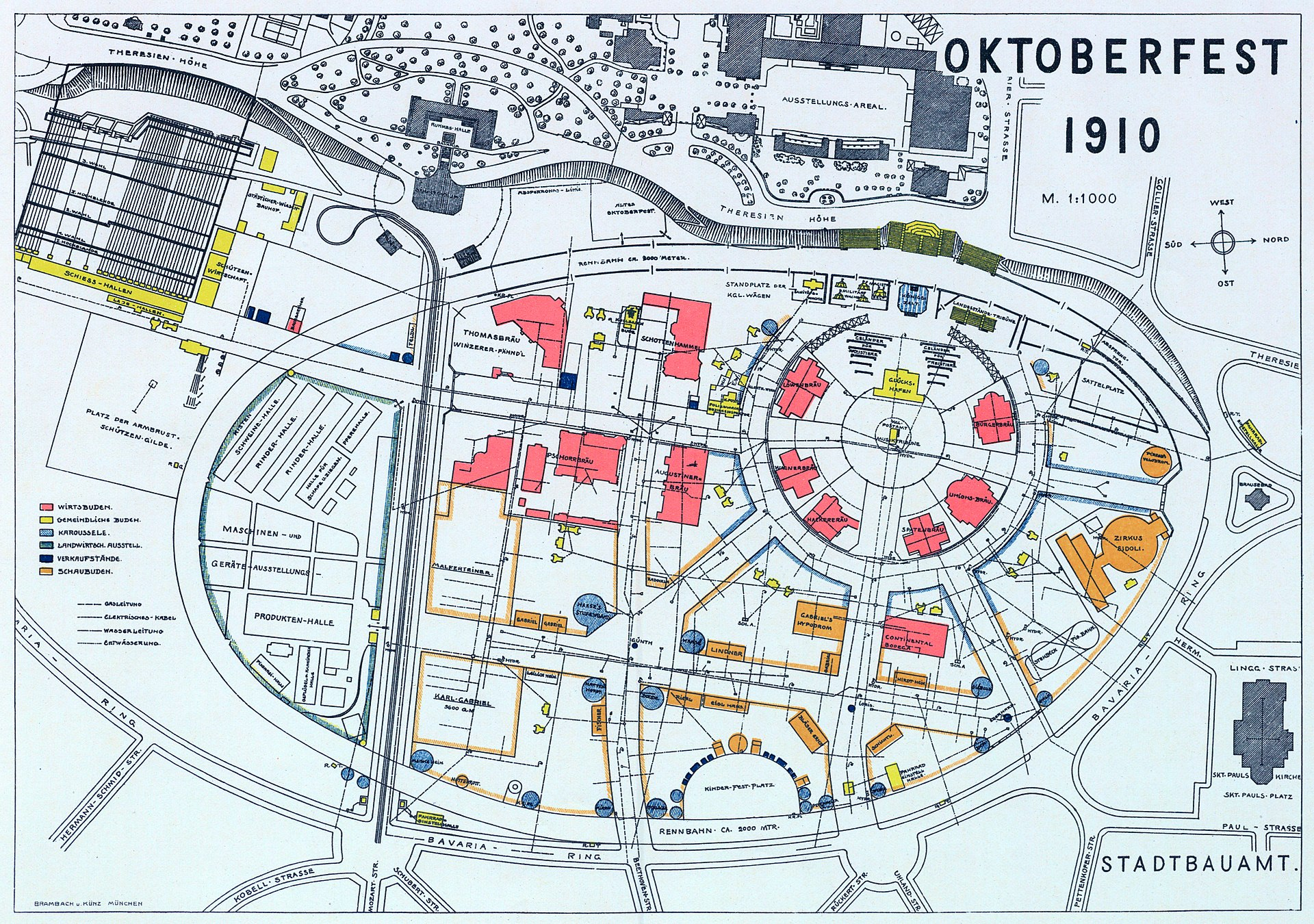 Münchner Oktoberfest 1910