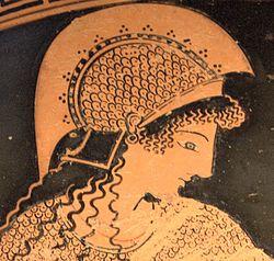 Detail Athena Louvre G104