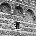 Detail muur van zuidvleugel - Veere - 20239191 - RCE.jpg