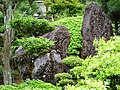 Detail of Ornamental Garden - Koyasan - Japan (47956864646).jpg