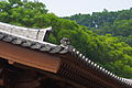 Detail of the roof of Chi-Lin nunnery 6.JPG