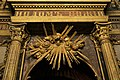 Details of the iconostasis in the Nativity's church.jpg