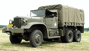 List of United States Army tactical truck models - Wikipedia