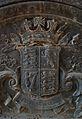 Dieu et mon droit - Emblem - Alexandrina Victoria - Bronze - ACCN 83-1-5 - Government Museum - Mathura 2013-02-24 6661.JPG