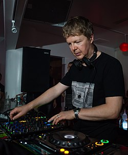 John Digweed - the cool DJ  with British roots in 2019