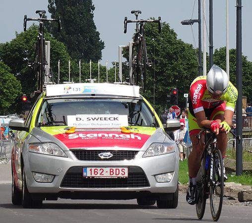 Diksmuide - Ronde van België, etappe 3, individuele tijdrit, 30 mei 2014 (B008).JPG