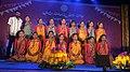 Dimsa Folk Art form performance in Janapada Jathara (2018).jpg